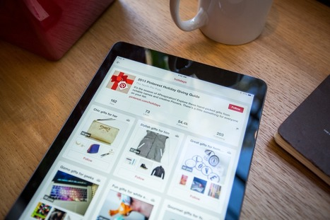 Pinterest redesigns its iPad app for iOS 7 with a new menu, long-press board sharing and discovery | SocialMedia_me | Scoop.it