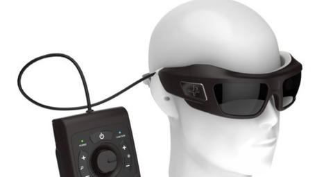 Mejor que las Google Glass; estas gafas le devuelven la visión a los ciegos   I didn't know it was impossible.. and I did it :-) - No sabia que era imposible.. y lo hice :-)   Scoop.it