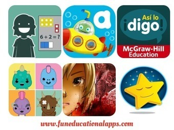 AppFriday - Top Picks Apps for Kids - Fun Educational Apps for Kids | Best Apps for Kids | Scoop.it