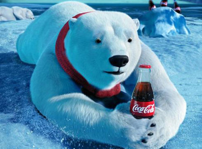 Coke's Fan-Bears Will React to Super Bowl in Real-Time Ads   Adweek   Psychology of Consumer Behaviour   Scoop.it