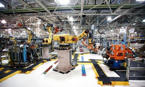 The Internet Of Things Will Be The World's Biggest Robot - Forbes | LongRanger | Scoop.it