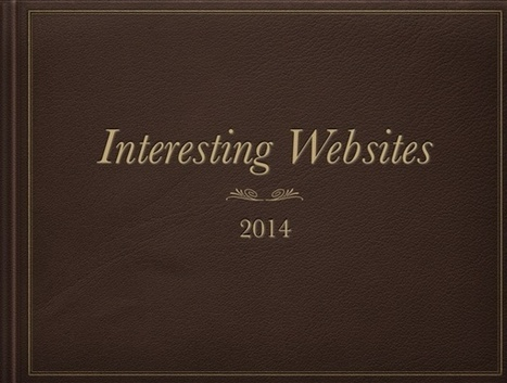 Interesting Websites to Visit When You're Bored   Educational Resources   Scoop.it