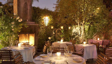 The 6 Coziest Restaurants with Fireplaces in Los Angeles   Los Angeles Restaurants   Scoop.it