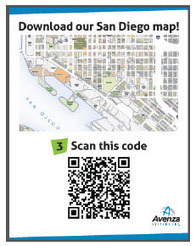 Using QR Codes to Deliver Maps Electronically - GISuser.com (press release) | QR codes in learning and education | Scoop.it
