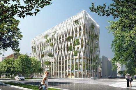Nice aura aussi sa tour en bois | Construction l'Information | Scoop.it
