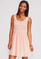 Tiered Crochet Dress | Universiteit | Scoop.it