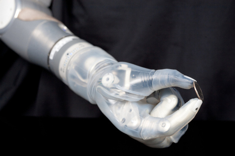 Brain-Linked Prosthetic Arm Wins FDA Approval As Our Bionic Future Looms | TechCrunch | Science, Technology, and Current Futurism | Scoop.it