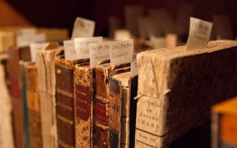 Tour Of New York's Best Secret Libraries | enjoy yourself | Scoop.it