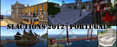 Programa_Provisorio_PoloPortugal_salas | SLACTIONS'2012 | Portugal | Second Life and other Virtual Worlds | Scoop.it