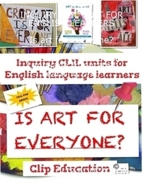 """Inquiry CLIL Unit"" - ""ARTS"" by Clip Education (eBook) - Lulu 