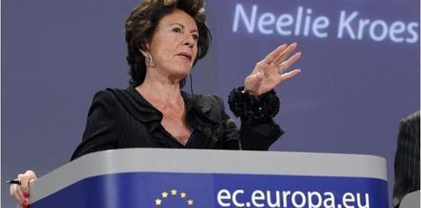 Fibre optique : les télécoms sacrifiées dans le budget européen | Bretagne Très Haut Débit | Scoop.it