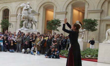 La 1e Semaine de l'accessibilité au musée du Louvre | Gestion des risques et accessibilité | Scoop.it