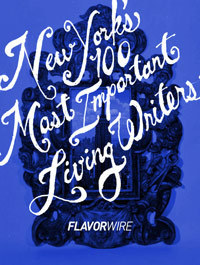 New York's 100 Most Important Living Writers - Flavorwire | Return to the golden age of pulp | Scoop.it