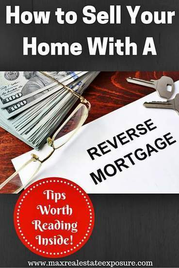 Selling a Home With a Reverse Mortgage | Real Estate | Scoop.it