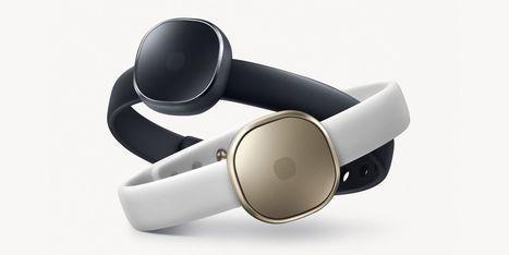 Samsung Charm, le bracelet connecté bon marché aux airs de bijoux - Web des Objets | Quantified Self | Scoop.it