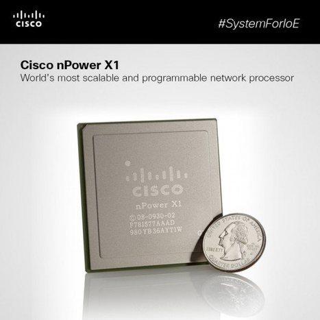 Cisco nPower X1 : un processeur pour  l'Internet des Objets | Machine To Machine | Scoop.it