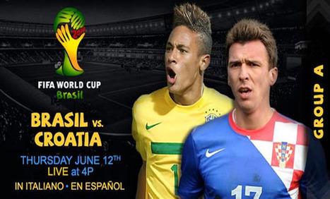 Brazil vs Croatia   xem bong da truc tiep   Scoop.it
