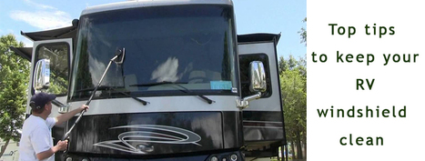 RV WINDSHIELD CLEANING TIPS   RV   Scoop.it