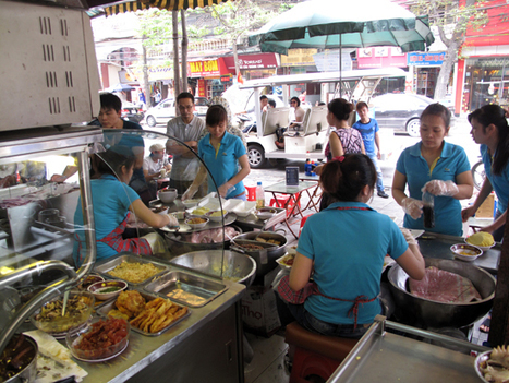 Which is the best street food tour in Hanoi? | South East Asia for the independent traveller | Scoop.it