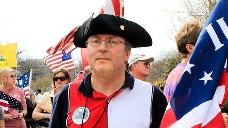 Study finds tea party can act as a political 'racialization' experience | Identity (Self-in-world) | Scoop.it