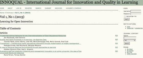 Learning for Open Innovation | Educational Technology and Sustainability | Scoop.it