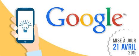 Comment l'algorithme Google va affecter le trafic de votre site Web ? | Boite à outils pour les entreprises | Scoop.it