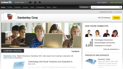 LinkedIn Looks to Get More Facebooky | Social Influence Marketing | Scoop.it