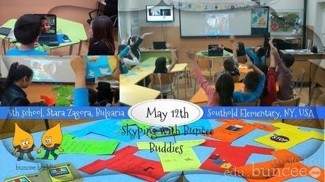 Buncee Buddies on Skype again | Bulgarian education | Scoop.it