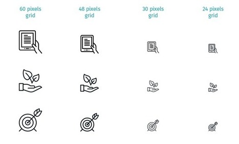 1600 iOS7 Vector Icons for designers & Developers (Streamline Icons) | MyEdu&PLN | Scoop.it