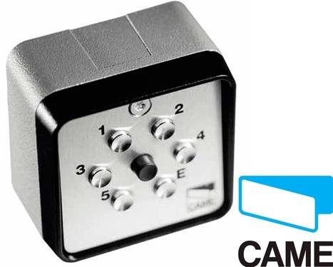 CAME S7000 Selector de teclado de superficie.   automatismos   Scoop.it