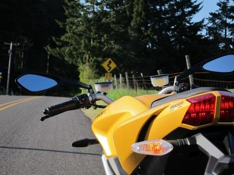 Ducati Streetfighter 848 – Firstride   Idratherberiding.com   Ductalk Ducati News   Scoop.it