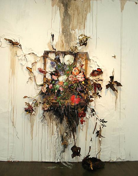 Valery Hegarty: Flower Frenzy | Normal | Scoop.it