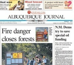 Bees' decline is topic of public forum at UNM - ABQ Journal | Colony Collapse disorder | Scoop.it