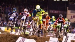 Flat Track | MX Legends Get Sideways | Transworld Motocross | California Flat Track Association (CFTA) | Scoop.it