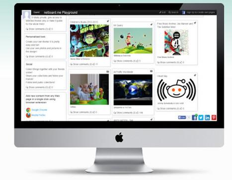 Netboard.me: Conoce una herramienta para recolectar tus contenidos web favoritos | Pixelco | Knowledge management, content curation, filtering systems ... | Scoop.it