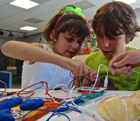 The Perfect Storm for Maker Education | STEM Education models and innovations with Gaming | Scoop.it
