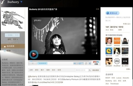 For Luxury Brands, Is Weibo Still Worth It? | Lux Social Web | Scoop.it