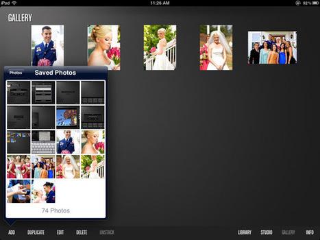 Create Your Own Photo E-books Using Pholium For The iPad | IKT och iPad i undervisningen | Scoop.it