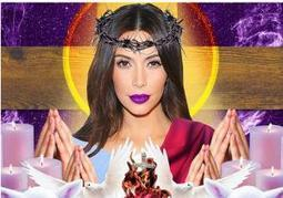 Brooklyn artist holds exhibit portraying Kim Kardashian as Jesus, the Virgin ... - New York Daily News | Christianity | Scoop.it
