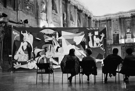 Picasso's Guernica: The strength of an art brand in destination e-branding. | AirportBox | Scoop.it