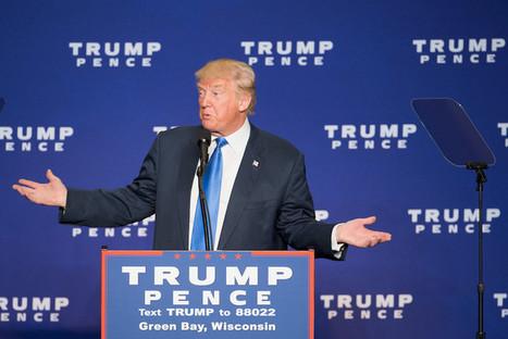Climat : Trump président, le scénario catastrophe | Grands Risques d'Entreprise | Scoop.it