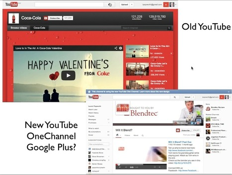 YouTube, Gmail, Google Places are Dead, Long Live Google Plus | Public Relations & Social Media Insight | Scoop.it
