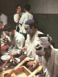 Beijing Opera Masks | La Magia de la Opera China | Scoop.it