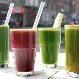 Kick-start a healthy diet with these easy green-juice recipes | paleo diet | Scoop.it