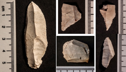 New research shows Scotland inhabited 3000 years earlier than previously thought | microburin mesolithic archaeology | Scoop.it
