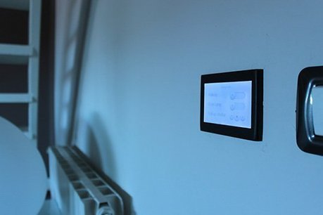 AlmaDom.us Home Automation System Fits into Your Walls' Gang Boxes | Embedded Systems News | Scoop.it