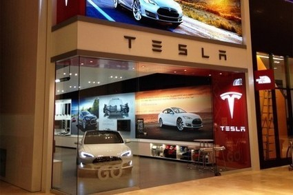 Tesla Gets First Service Station Approved In New Jersey | Solar Energy, Alternative Energy, Clean Energy | Scoop.it