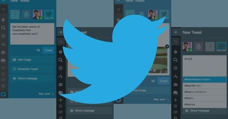 The Beginner's Guide to TweetDeck | ICT integration in Education | Scoop.it