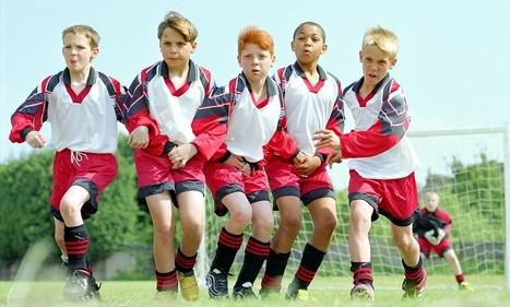 Children lose enjoyment and motivation when parents splurge on sports | Kickin' Kickers | Scoop.it