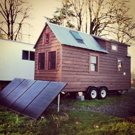 Visite de la Tiny Tack House | Habitat durable et éco-construction | Scoop.it